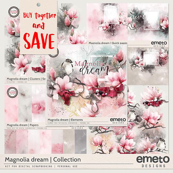 Magnolia dream - Collection