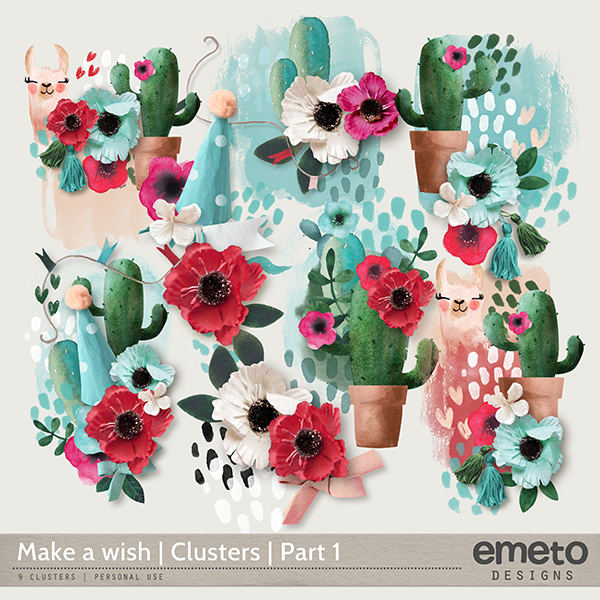 Make a wish - Clusters Part 1