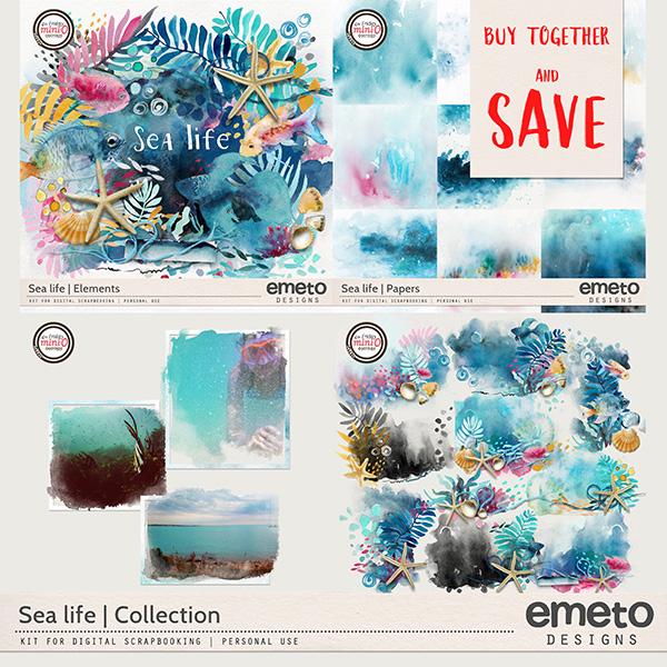 Sea life - Collection