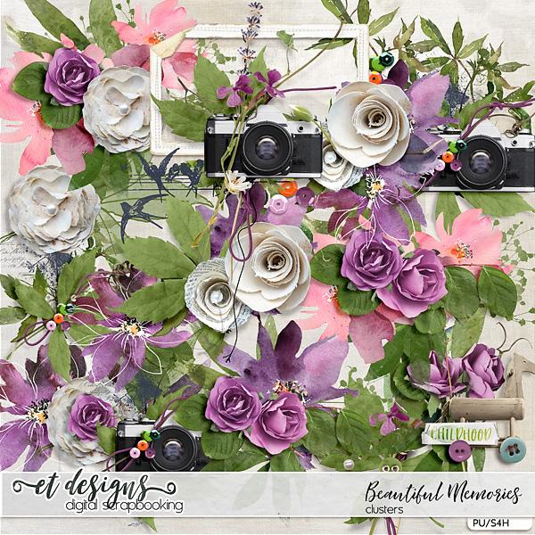 Beautiful Memories Clusters
