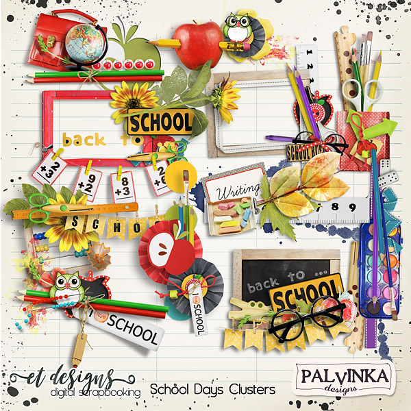 School Days Clusters