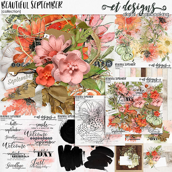 Beautiful September Collection