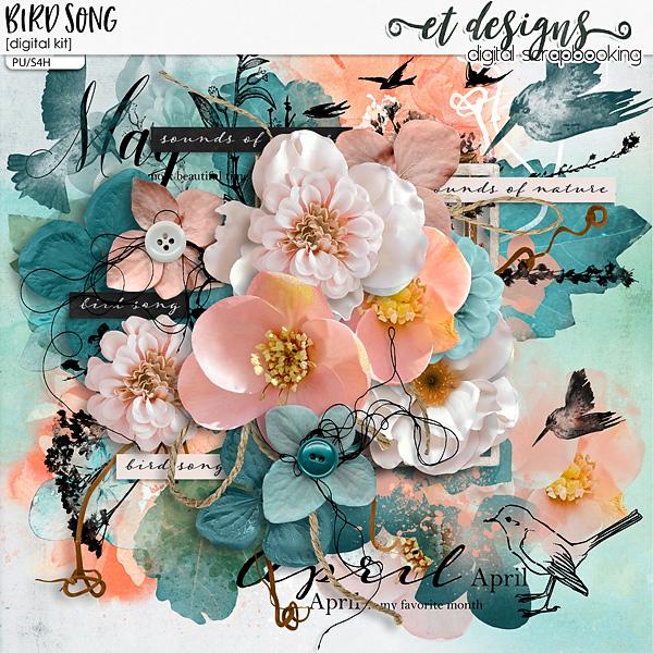 Bird Song Kit & Solids