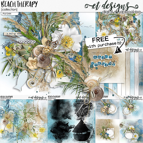 Beach Therapy Collection plus FWP