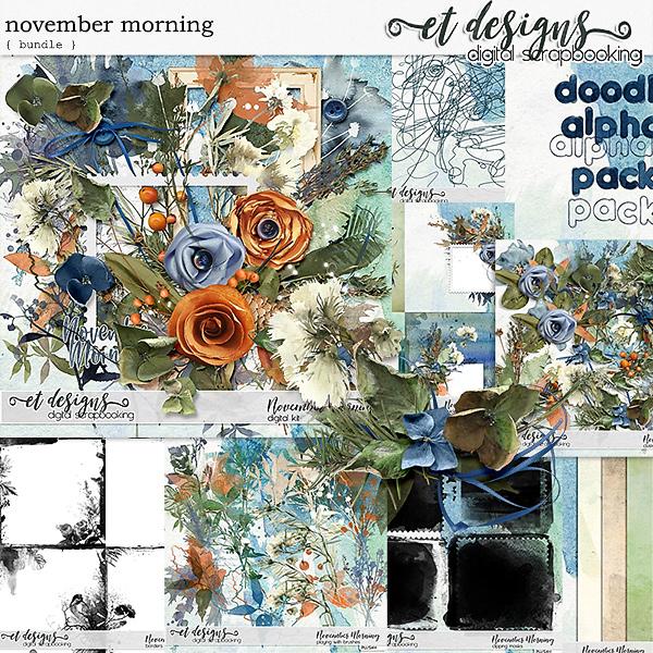 November Morning Collection