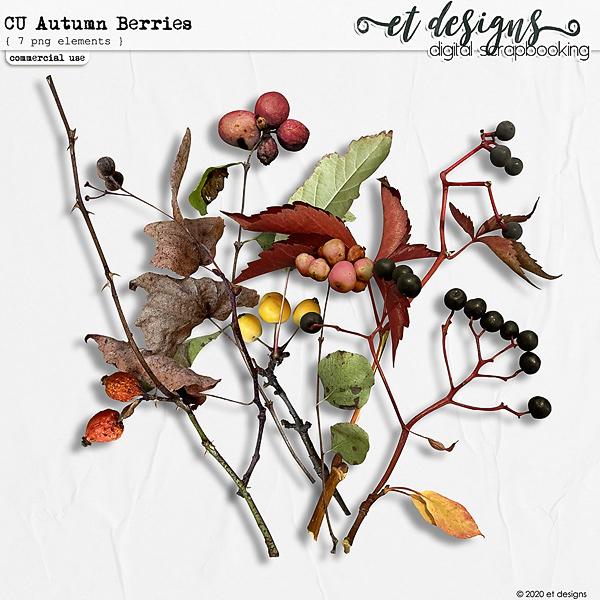 CU Autumn Berries