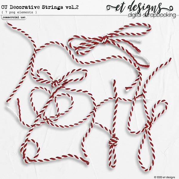 CU Decorative Strings 2
