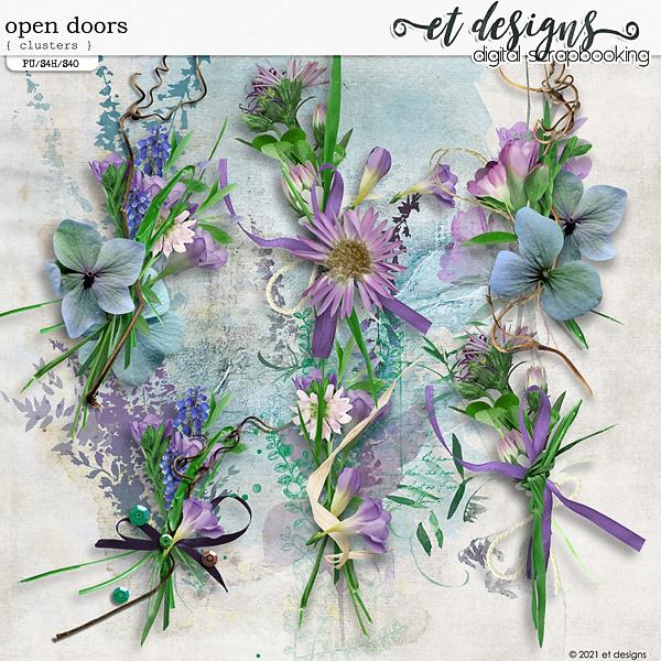 Open Doors Clusters