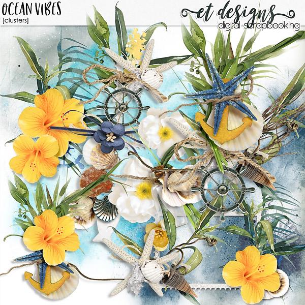 Ocean Vibes Clusters