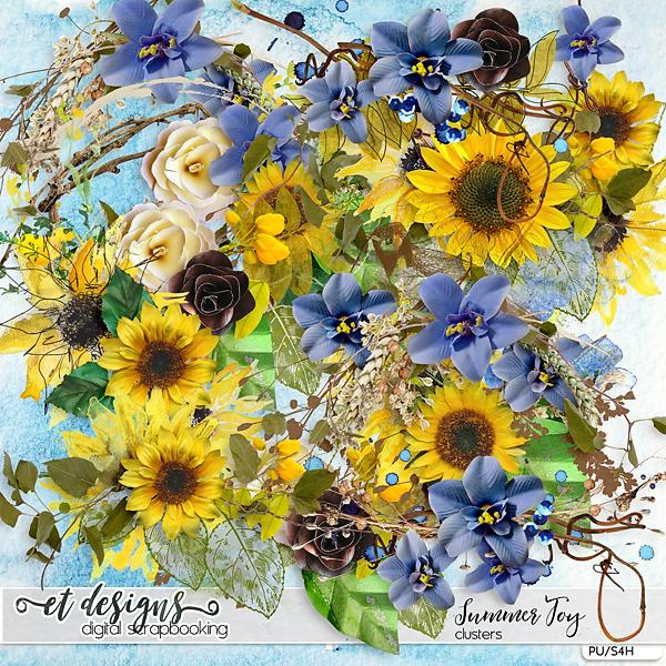 Summer Joy Clusters