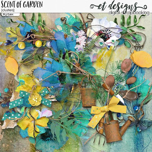 Scent of Garden Clusters