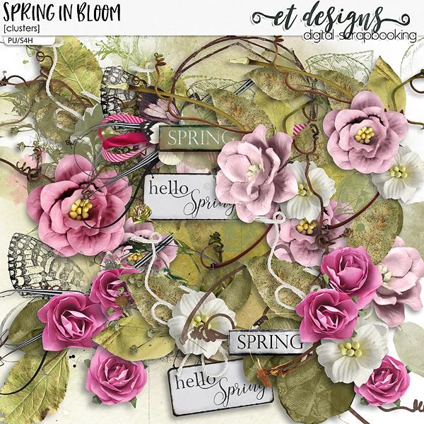 Spring in Bloom Clusters
