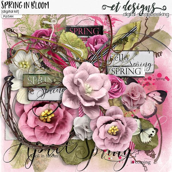 Spring in Bloom kit
