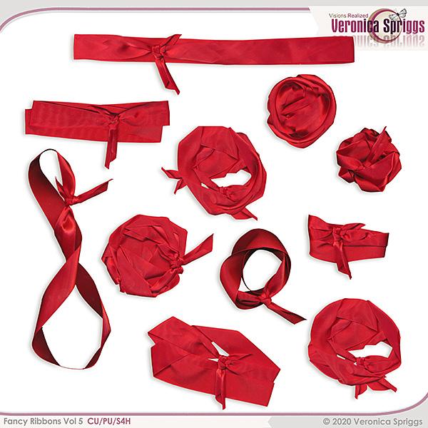Fancy Ribbons Vol 05