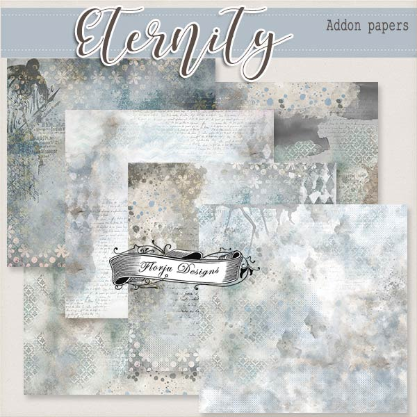 Eternity { Addon Papers PU } by Florju Designs