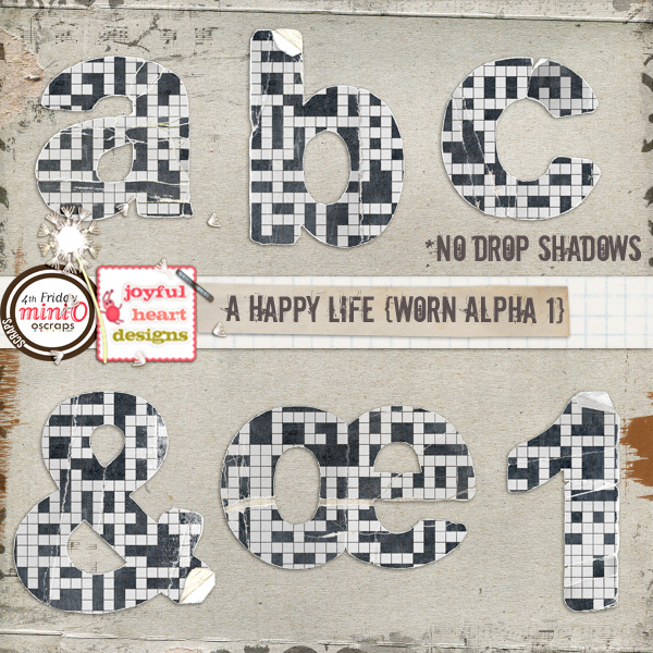 A Happy Life (worn and torn alpha 1)