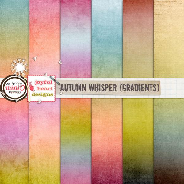 Autumn Whisper (gradients)