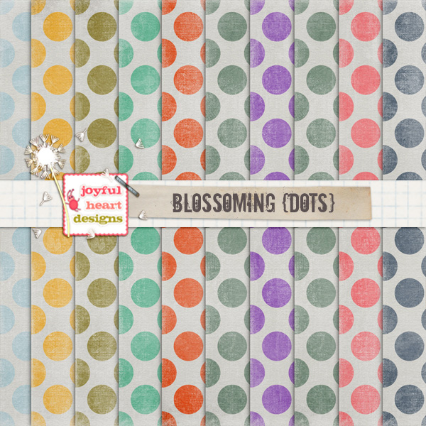 Blossoming (dots)