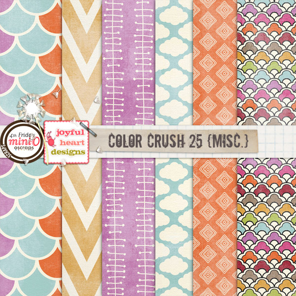 Color Crush 25 (miscellany)