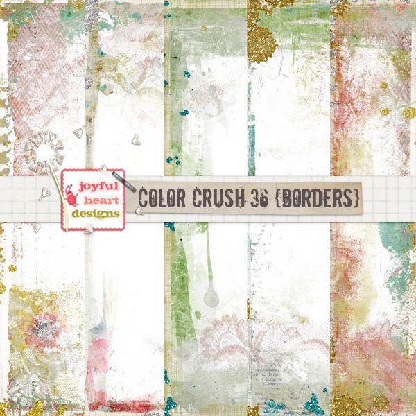 Color Crush 36 (borders)