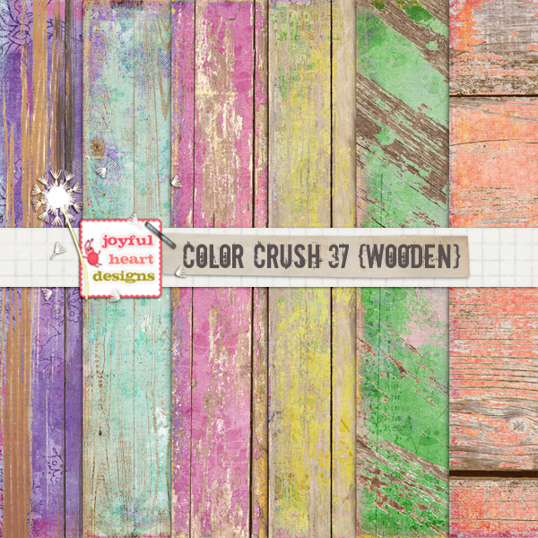 Color Crush 37 (wooden)