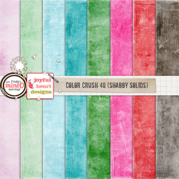 Color Crush 40 (shabby solids)