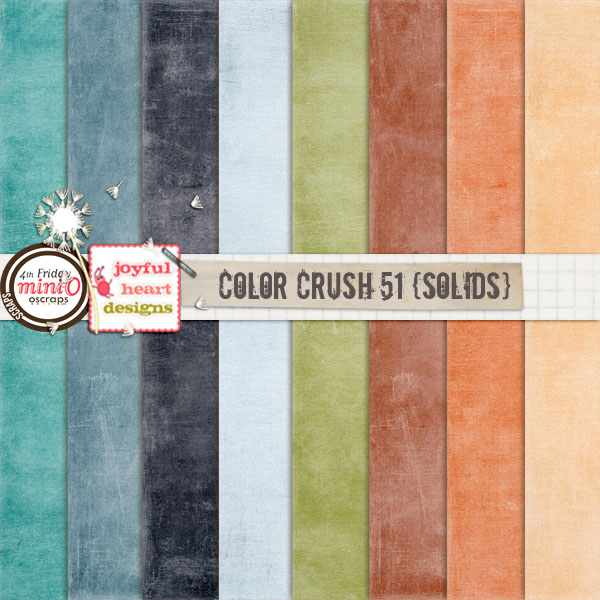 Color Crush 51 (solids)