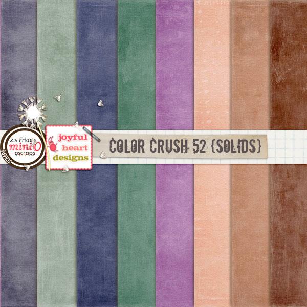 Color Crush 52 (solids)