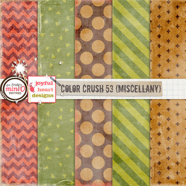 Color Crush 53 (miscellany)