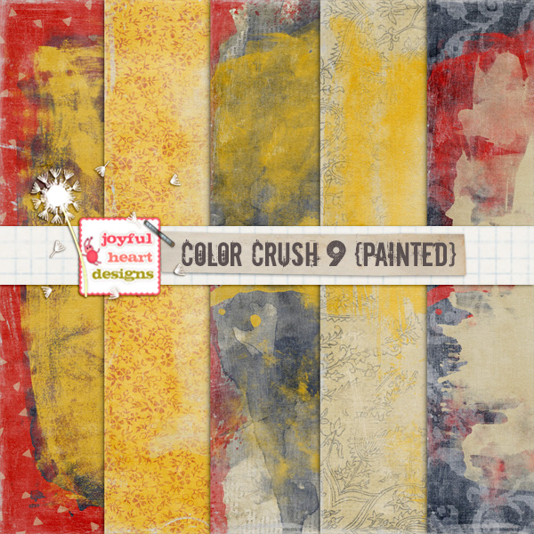 Color Crush 9 (painted)