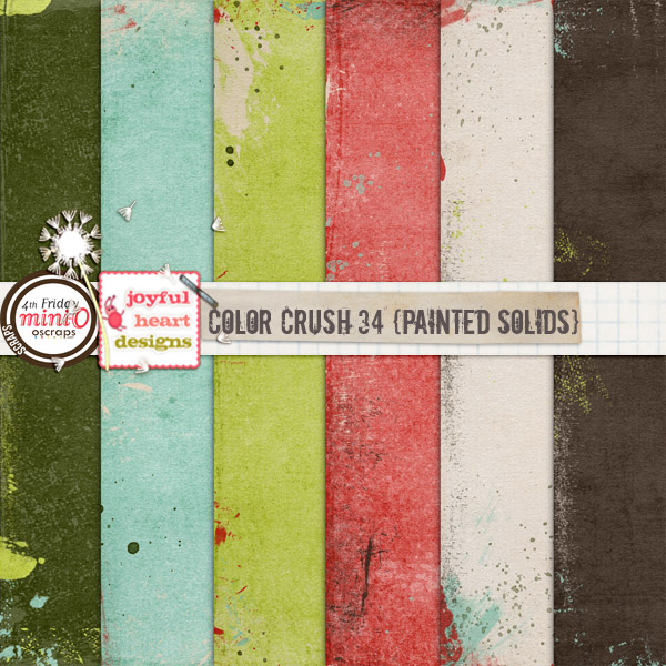 Color Crush 34 (painted solids)