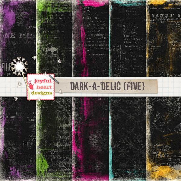 Dark-a-Delic (five)