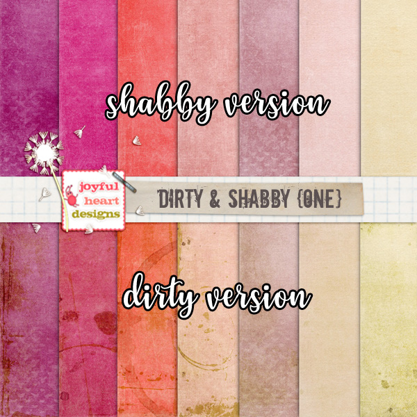 Dirty and Shabby (one)
