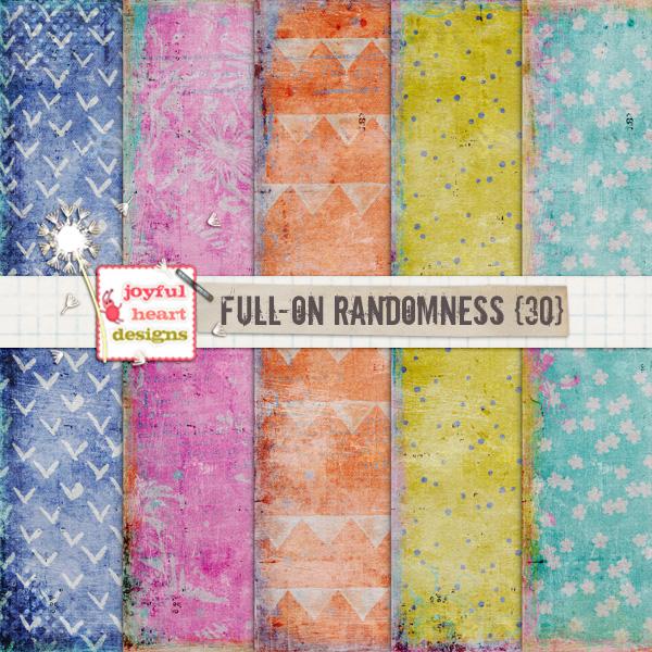 Full-on Randomness (30)