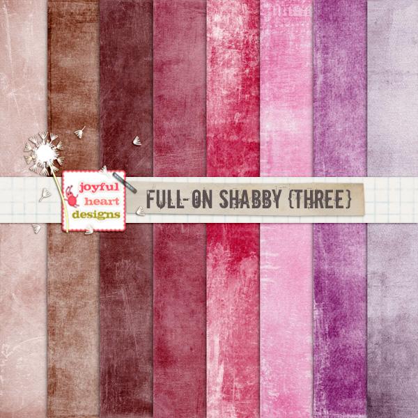 Full-On Shabby (three)