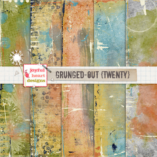 Grunged-Out (twenty)