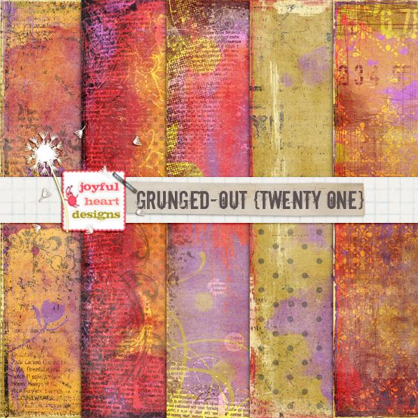 Grunged-Out (twenty one)