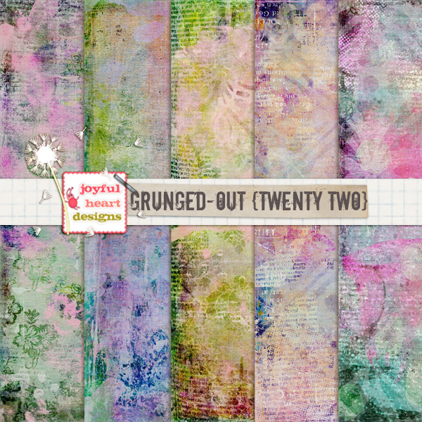 Grunged Out -twenty two-