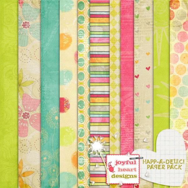 Happ-a-Delic (paper pack)