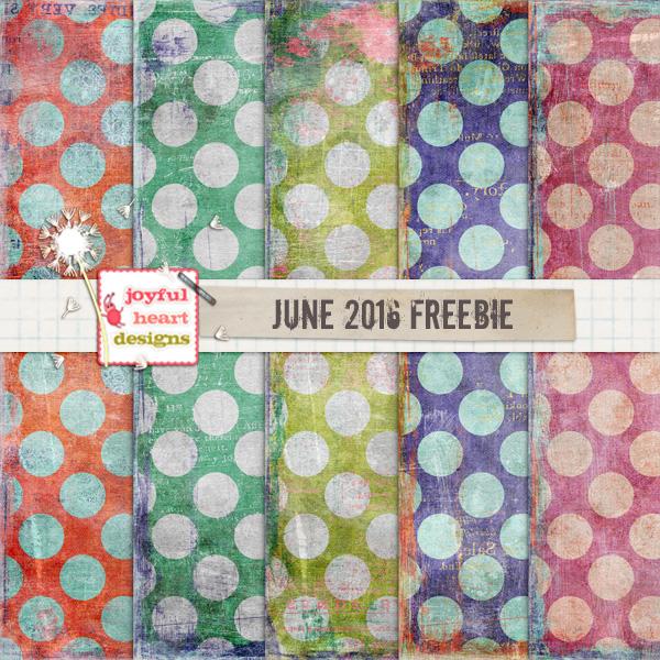June 2016 Freebie