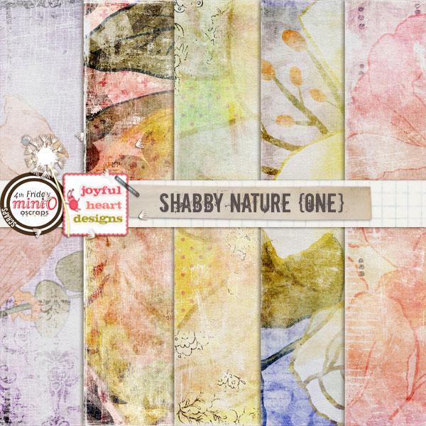 Shabby Nature (one)