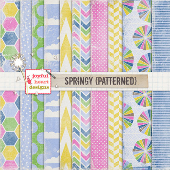 Springy (patterned)