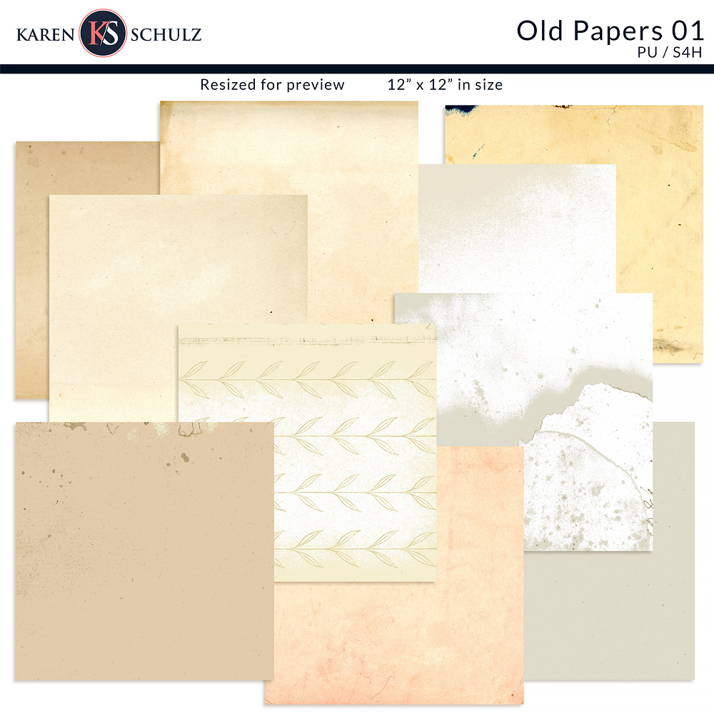 Old Papers 01