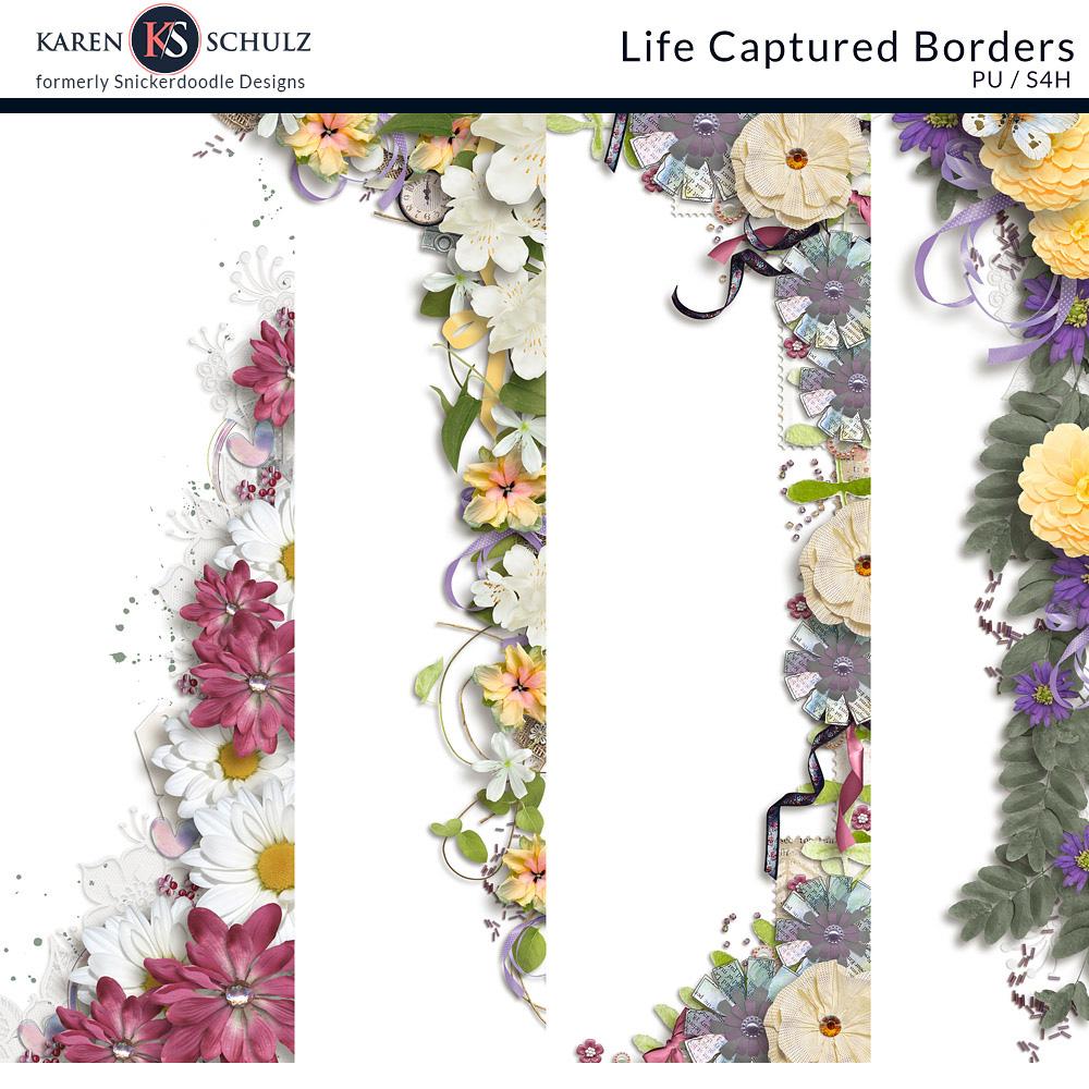 Life Captured Borders