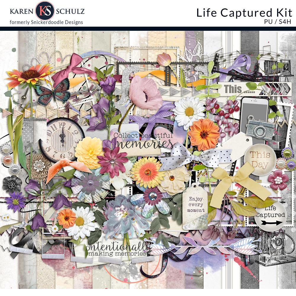 Life Captured Kit