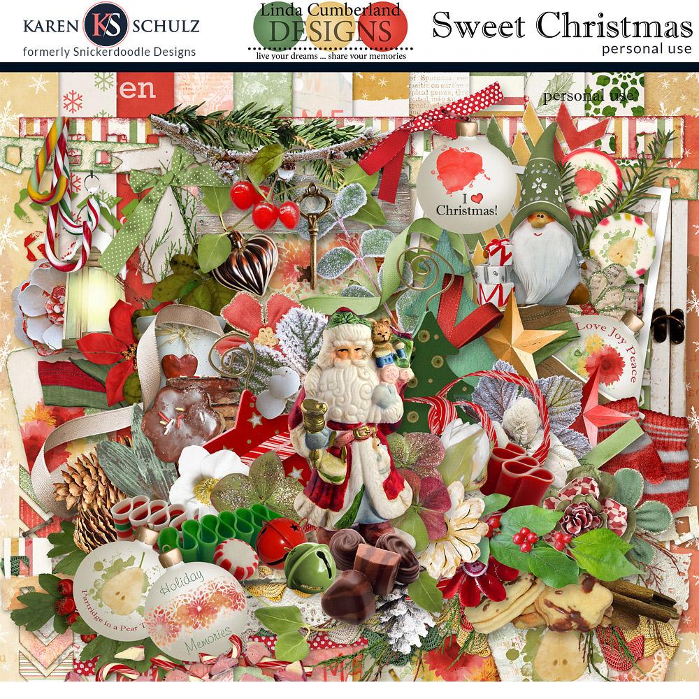 Sweet Christmas Kit