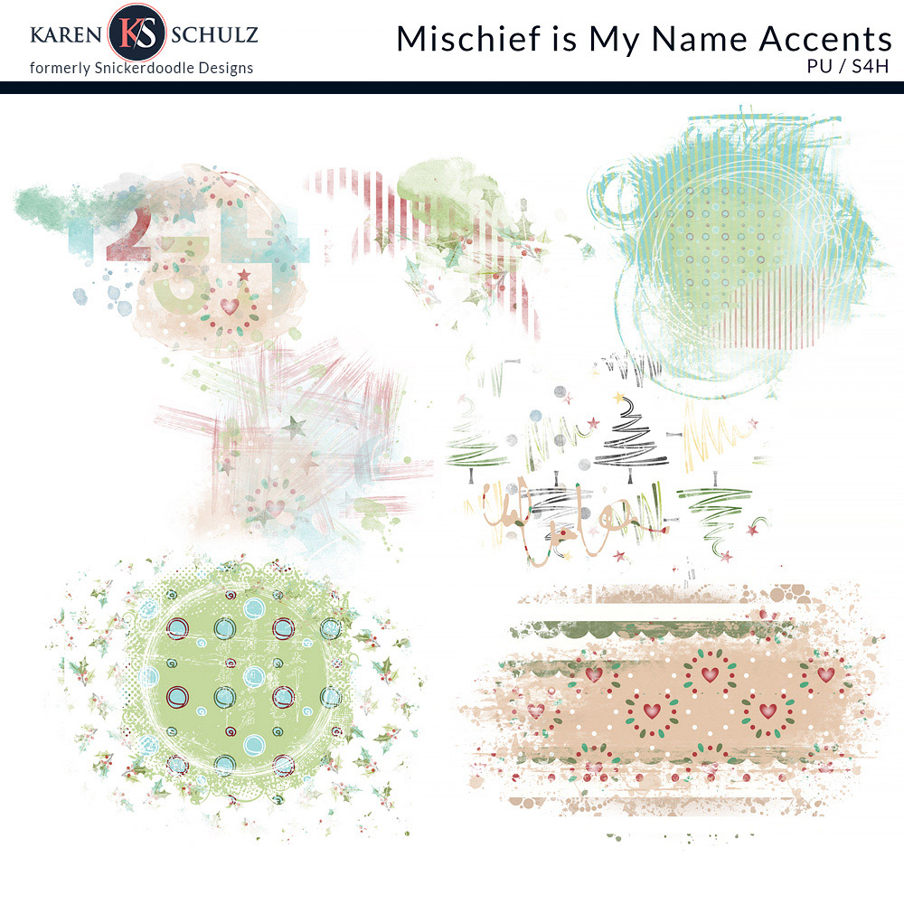 Mischief is my Name Accents