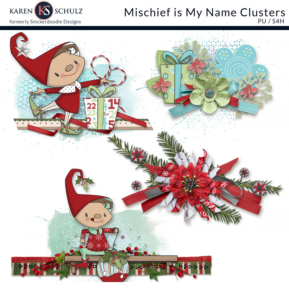 Mischief is my Name Clusters