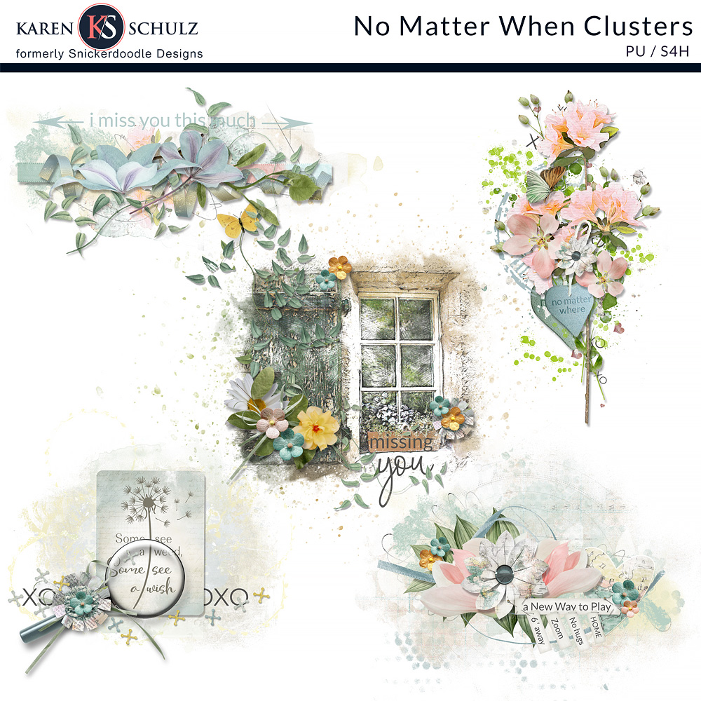 No Matter When Clusters
