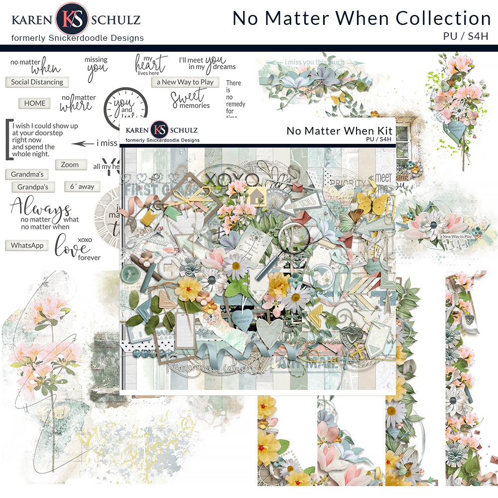 No Matter When Collection